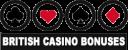 British Casino Bonuses